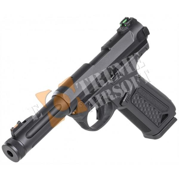 Action Army AAP-01 Black Gas Blowback Pistol
